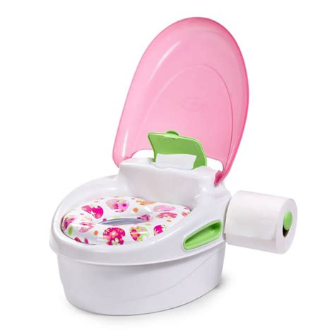 The Potty Chair by Pink 3 In 1 Potty Chair Seat Stool Potty