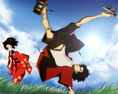 samurai champloo images fuu and mugen hd wallpaper and