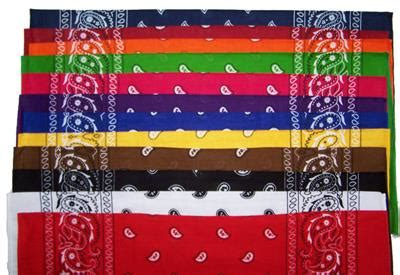 colored bandanas 12 pack assorted colors paisley bandana wholesale pasiley