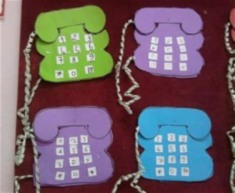 Paper Cup Telephone Craft - telephone craft idea for crafts and worksheets for