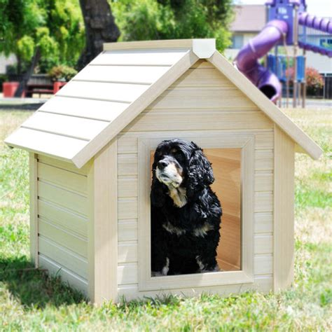 heated and air conditioned dog house large insulated heated air conditioned dog houses free ship