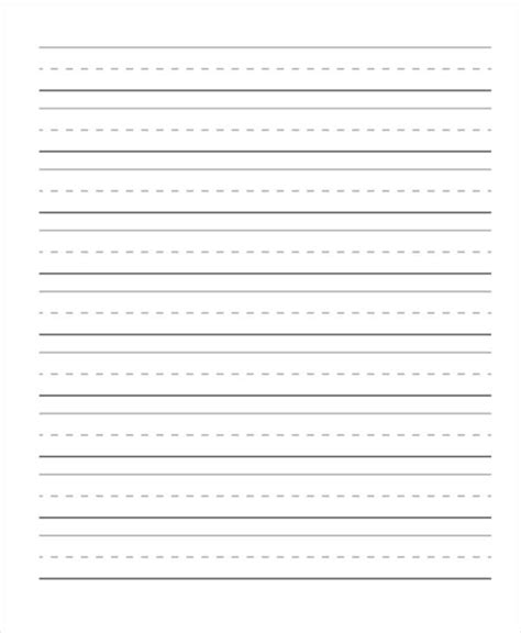 free cursive writing paper 29 printable lined paper templates free premium templates