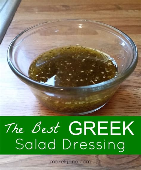 For Dressing by My Favorite Salad Dressing Recipe Meredith Rines