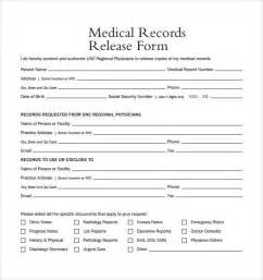 free release form template sle bsa form forms health and