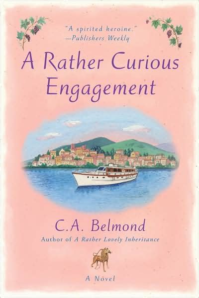 libro a curious guide to a rather curious engagement penny nichols series 2 by c a belmond paperback barnes noble 174