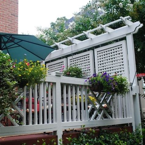 privacy fence ideas for backyard 67 best fence ideas for backyard privacy images on