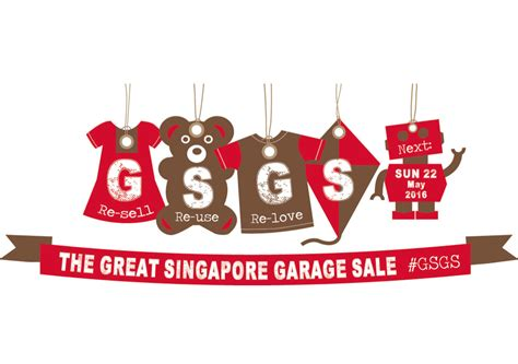 Garage Sale In Singapore by The Great Singapore Garage Sale 187 Goodman Arts Centre