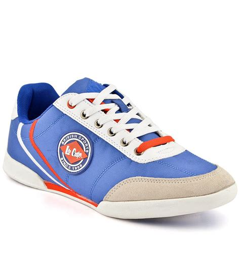 cooper blue sport shoes price in india buy cooper