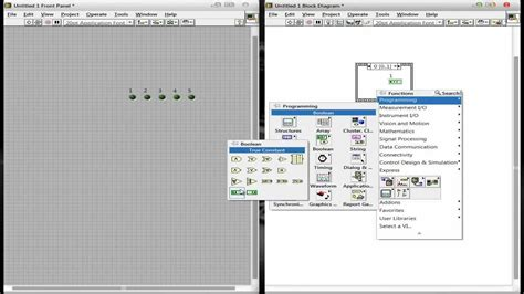 tutorial video labview tutorial 2 labview estructura secuencial youtube
