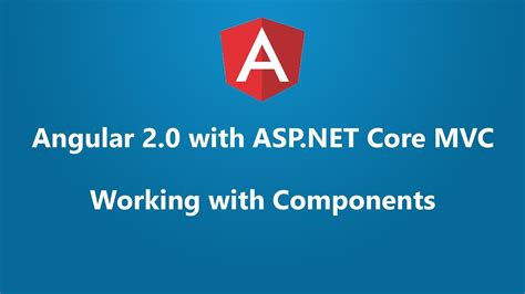 pattern is not working in angular 2 angular 2 with asp net core mvc working with components