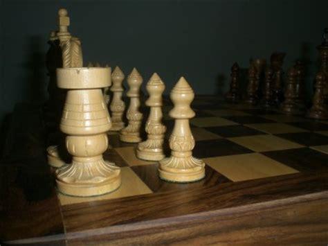 Handmade Wooden Chess Pieces - gt handicraft wood handmade carving chess set