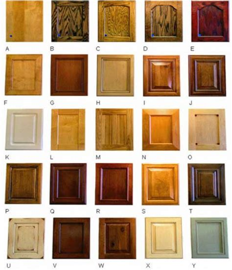 Colors For Cabinets by Kitchen Cabinet Wood Types