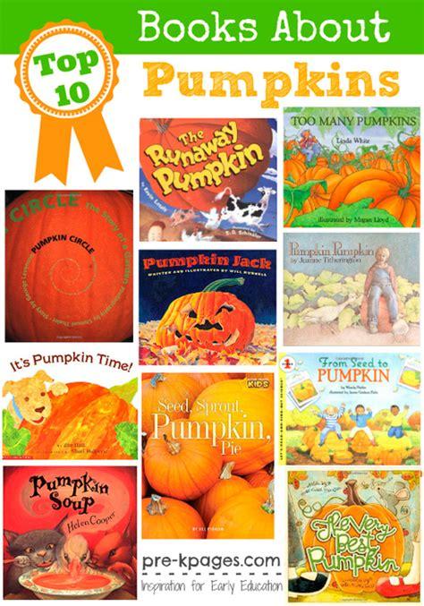 pumpkin picture books best books about pumpkins for preschool and kindergarten