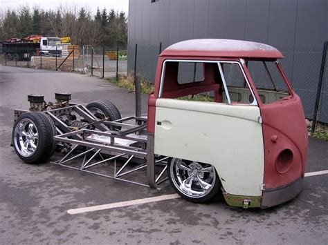 Barn Home Bug O volkswagen kombi ute with a mad 250 horsepower photos