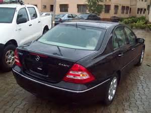 Mercedes C280 2006 Tokunbo 2006 Mercedes C280 Autos Nigeria