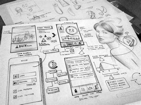 design app with sketch dribbble initial ideation2 jpg by lance cassidy