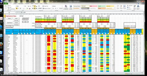fitness spreadsheet directions youtube