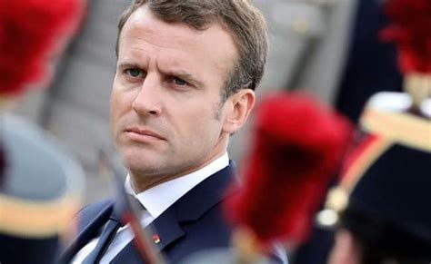 emmanuel macron yellow vests macron new world order must regain control of france