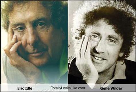 gene wilder look alike tll classics eric idle totally looks like gene wilder