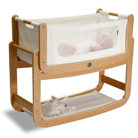 snuz snuzpod 3 in 1 bedside crib bassinet