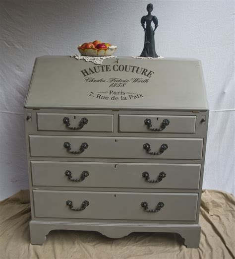 antique shabby chic bureau 03 08 touch the wood