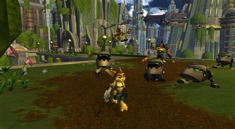 Ratchet Clank In Time Ps3 Reg 1 ratchet clank europe en fr de es it v2 00 iso