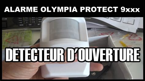 Detecteur De Mouvement Alarme 2610 by Alarme Gsm Olympia Lidl Gsm Detecteur De Mouvement