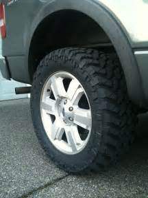 33 Inch Truck Tires And Rims 33 Inch Tires Vs 35 Inch Tires Ford F150 4x4 Autos Post