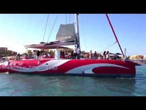 catamaran sailing youtube the ocean diva catamaran sailing cruises youtube
