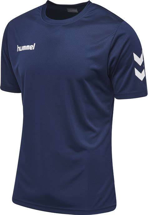 marine core hair cut shirt hummel core polyester t shirt marine 164 176 fussball