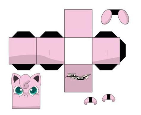 Origami Jigglypuff - browsing cubee on deviantart