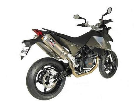 Ktm Exhaust Systems Runner Complete Exhaust System Ktm 690 Supermoto