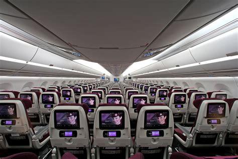 Qatar Airways Interior by Qatar Airways Economy Class Fr 252 Hbucherangebote