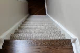 Basement Stairs Carpet by Lincoln Park Re Model Traditional Staircase Chicago