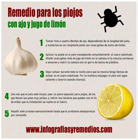 alopecia sus causas y remedios naturales salud naturalcom remedio para los piojos con ajo y jugo de lim 243 n