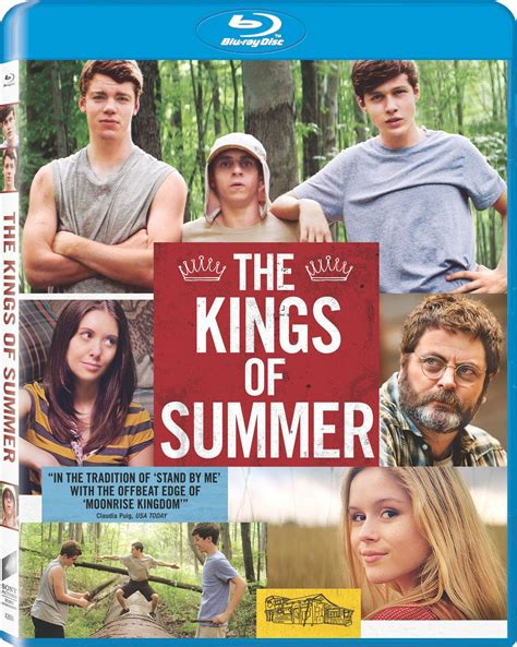 kings of summer the kings of summer blu ray cover 49 cinema deviant