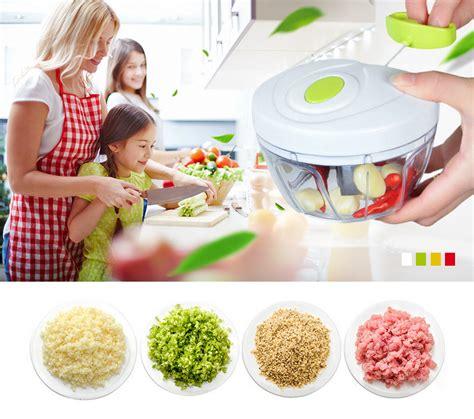 Pisau Set Peeler Alat Kupas Kulit Buah Sayuran Hello blender tangan pemotong daging bawang buah dan sayuran green jakartanotebook