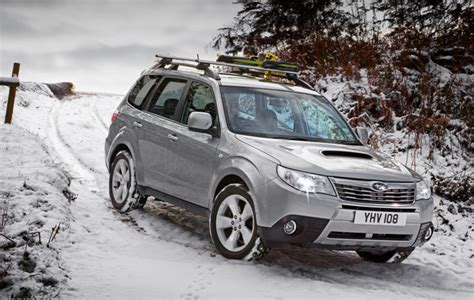 subaru winter 3d car shows aa endorses subaru winter weather towing tips