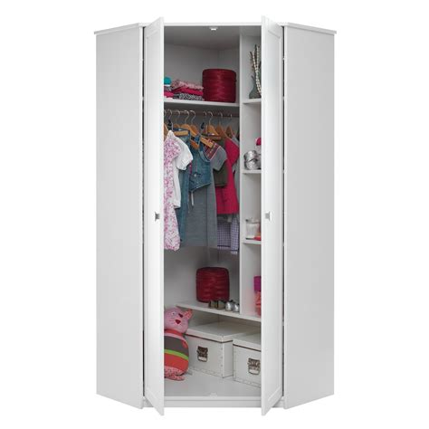 Toddler Wardrobe by Corner Wardrobe With Storage Furniture