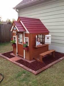 backyard playhouse 17 of 2017 s best pallet playhouse ideas on