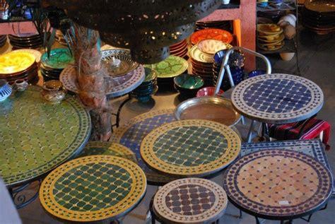 glasmozaiek l maken marokkaanse mozaiektafels en fonteinen marokko mozaiek
