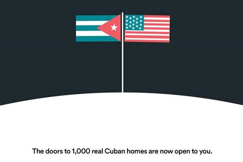 air b b cuba airbnb marks brand s foray into cuba with new caign