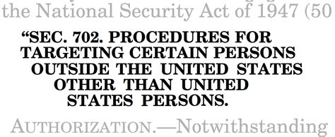 section 702 of the foreign intelligence surveillance act making privacy a reality the safe harbor judgment and its
