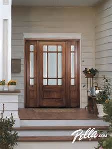 Pella Front Door Enhance Your Home S Entryway With Pella 174 Front Doors Contemporary Entry