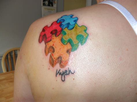 autism awareness tattoos autism quotes for tattoos quotesgram