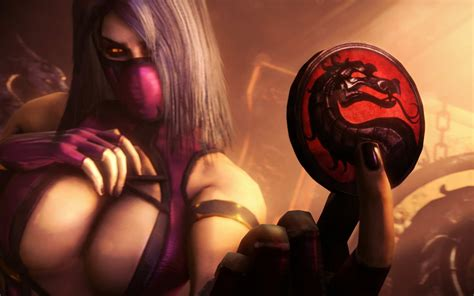 Mortal Kombat Mileena Wallpaper Wallpapersafari