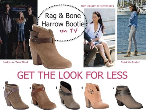The Look For Less Liu by Rag And Bone Harrow Boots What To Wear With Them