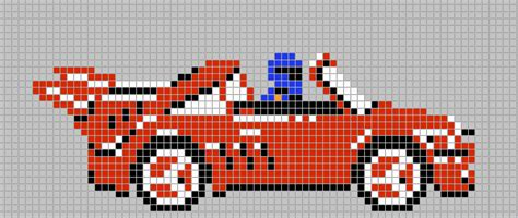 pixel art car pixelartnes deviantart