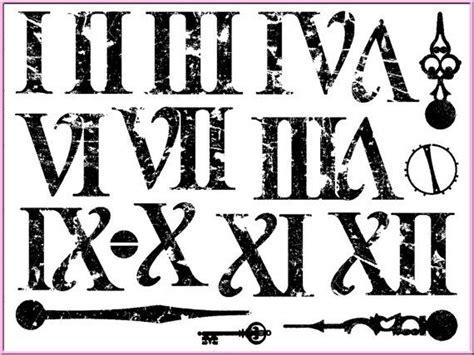 tattoo lettering fonts roman numerals 30 best roman numeral tattoos images on pinterest roman