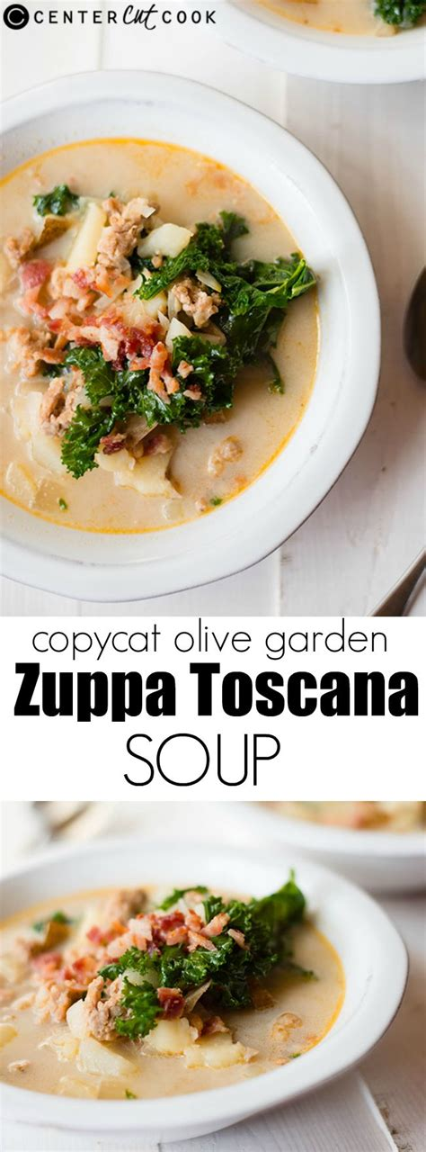 olive garden zuppa toscana copycat